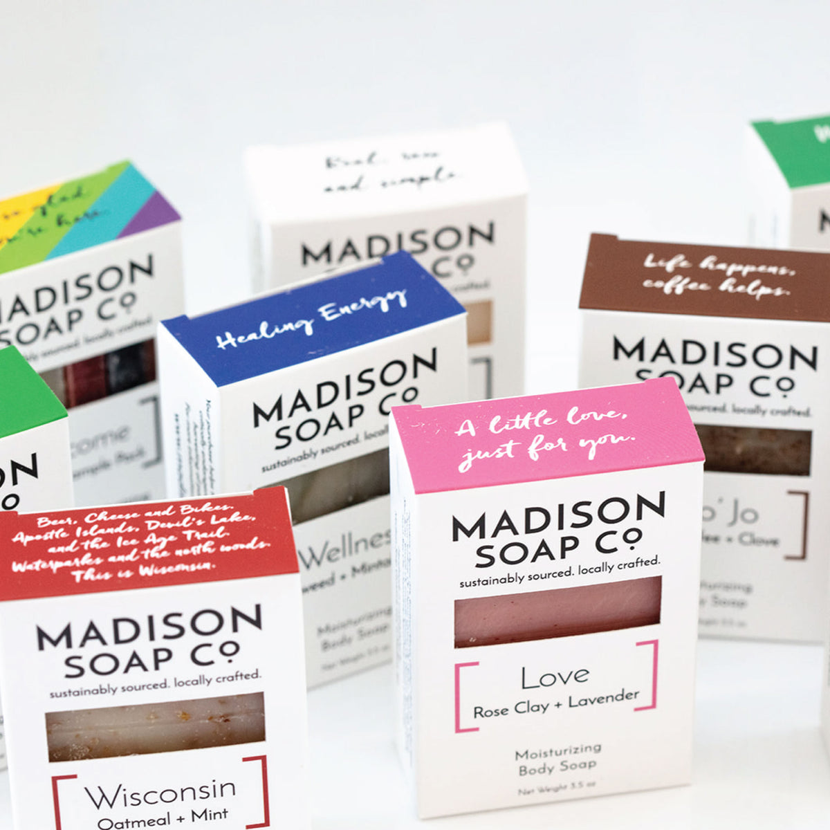 Try All 12! Gift Set by Madison Soap Company from Madison Soap Company
