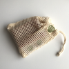 Cotton Soap Bag Soap Bag Dim Gray Madison Soap Co.