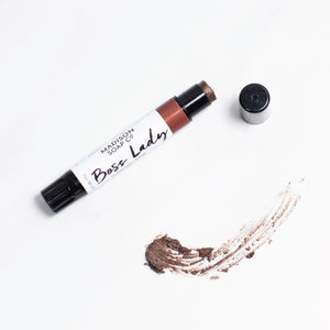 """Boss Lady"" Brown Lip Tint"