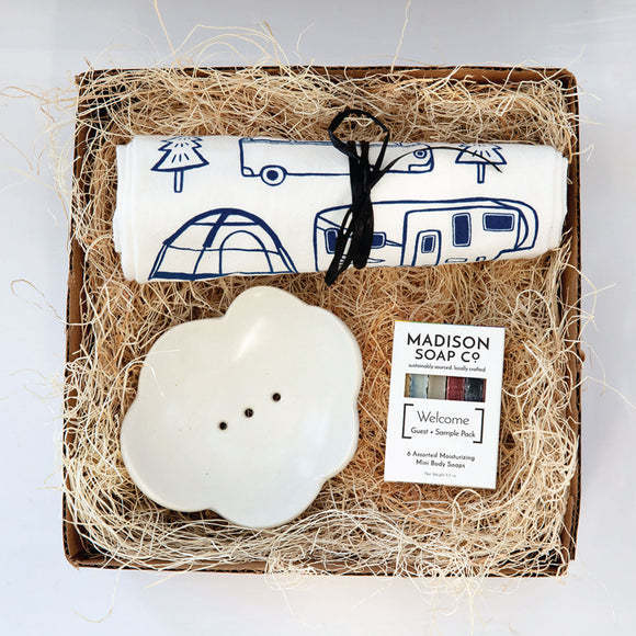 Welcome Home Housewarming Gift Set