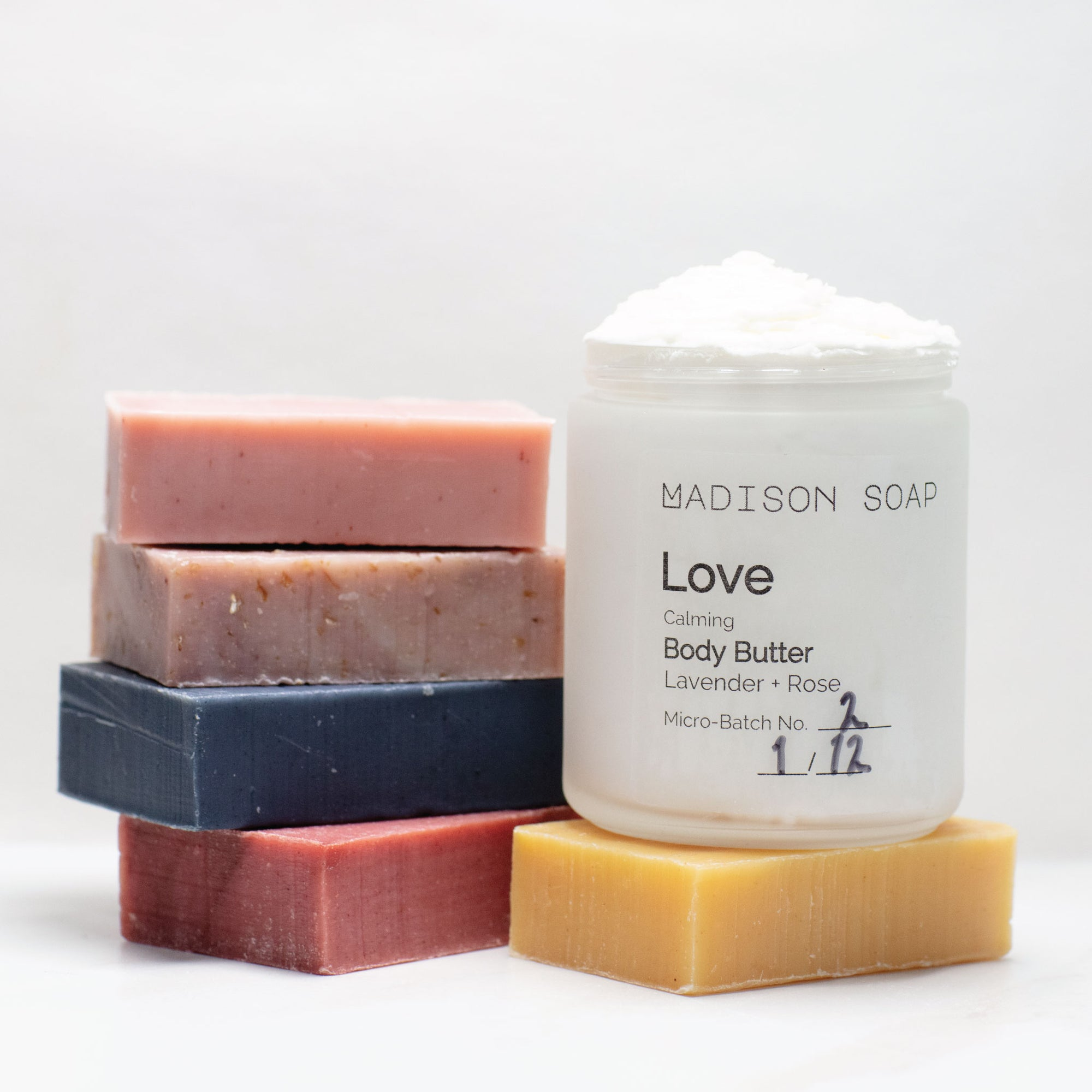 Body Butter, 4 oz Body Butter by Madison Soap Company from Madison Soap Company