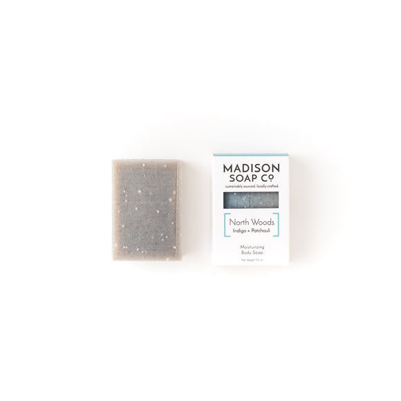 Soap, North Woods, Case-Pack of 6, $3.25/bar