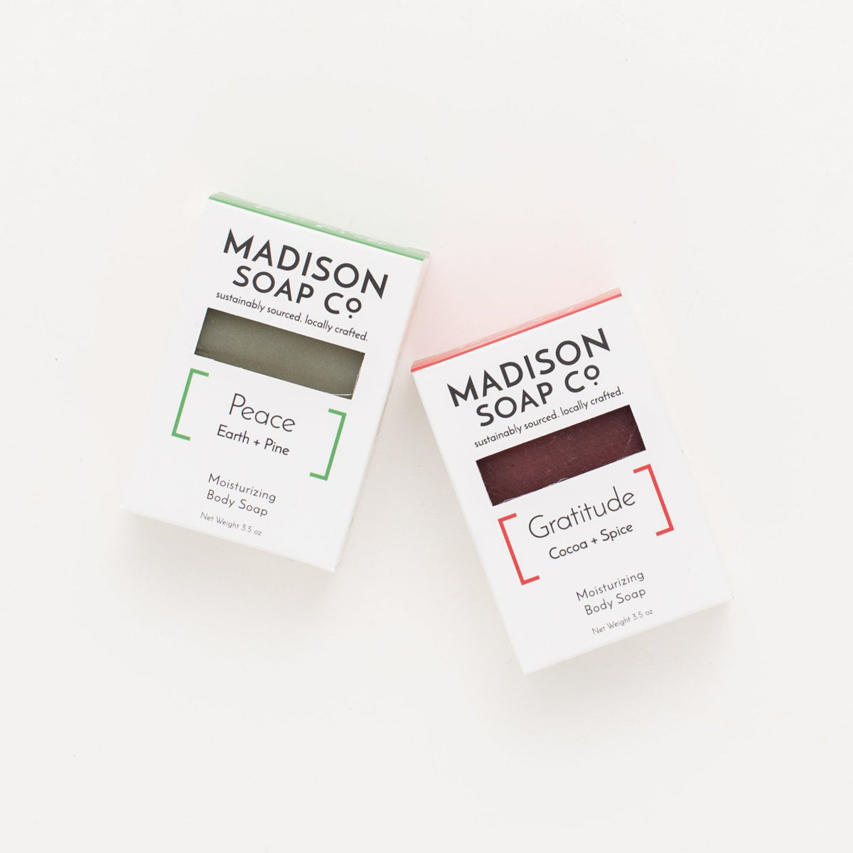 """Holiday Soap"" Gift Set Gift Set by Madison Soap Company from Madison Soap Company"