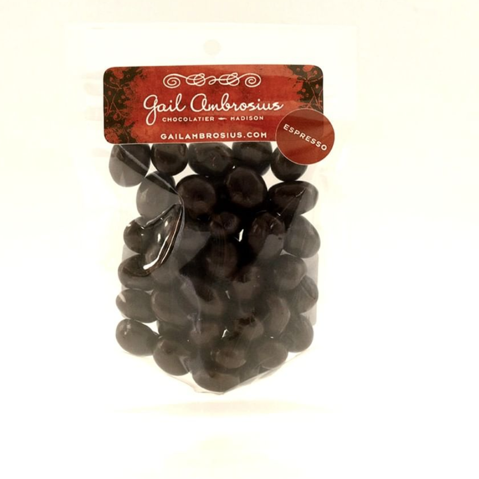 Tumbled Espresso Beans Sweets by Gail Ambrosia from Madison Soap Company
