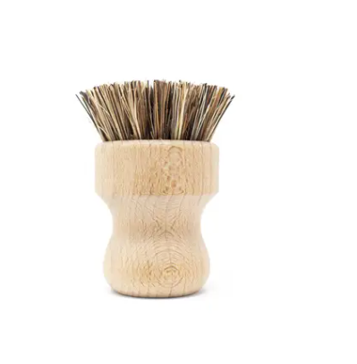 Pot Scrubber Brush Pot Brush Tan Madison Soap Company