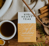 Tea, Cup of Sunshine Tea Dark Khaki Big Heart Teas