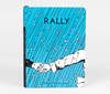 """Rally"" Journal Journal by Nikki McClure from Madison Soap Company"