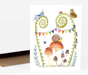 """Bug Birthday"" Card Card by Little Truths Studio from Madison Soap Company"