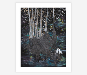 """Lullabies in the Wilderness"" Print"