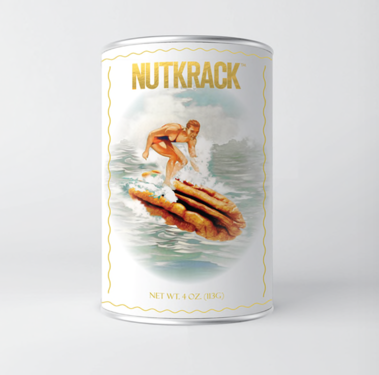 """Nutkrack"" Carmelized Pecans Sweets by Nutcrack from Madison Soap Company"