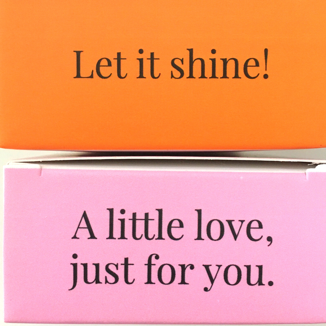 Little Box of Love and Sunshine Soaps