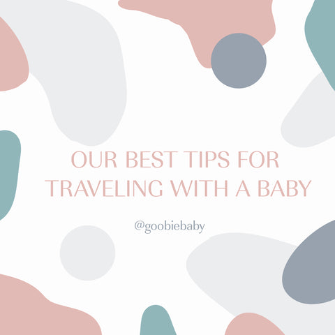 The best plane hacks for traveling with an infant