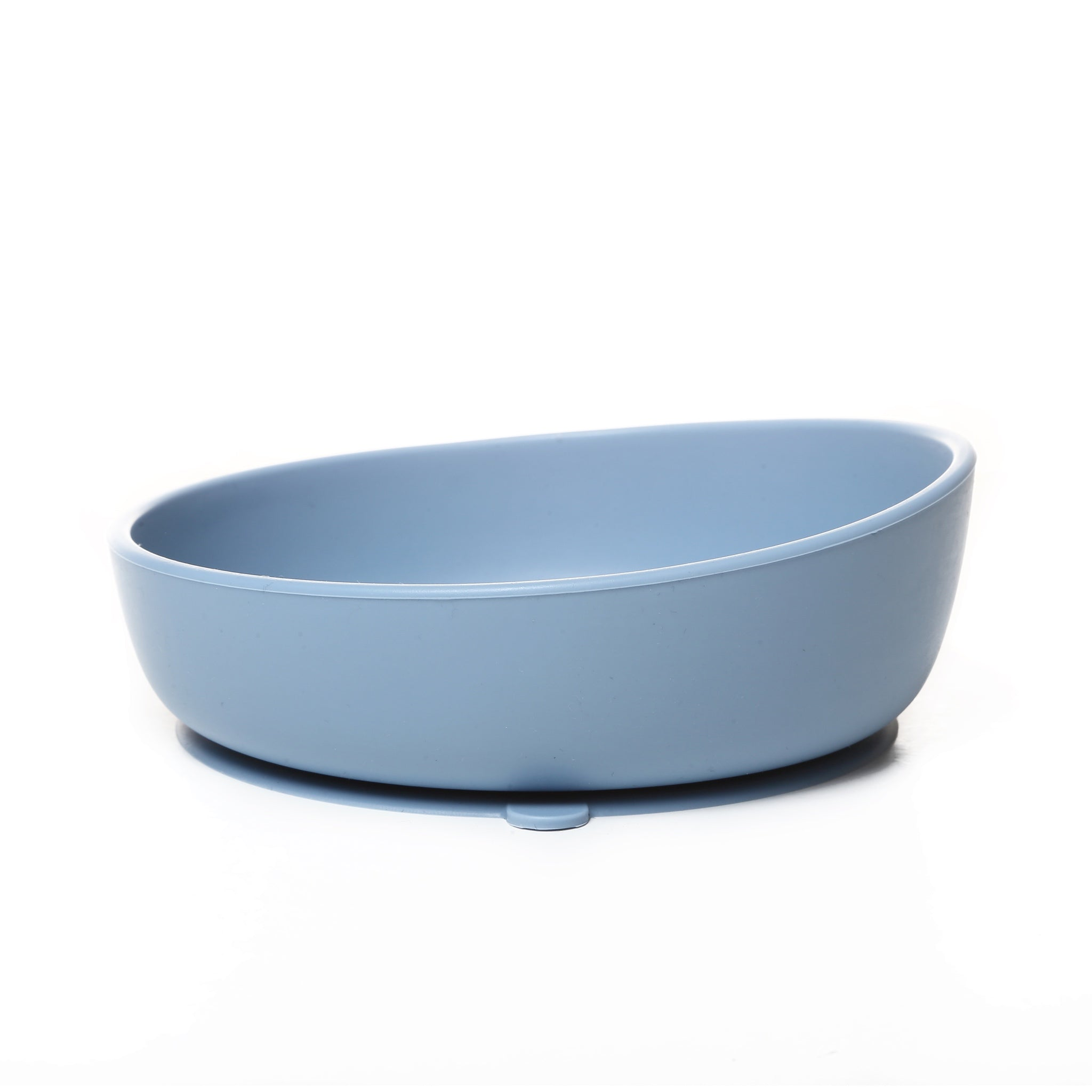Silicone Baby Bowl - Blue