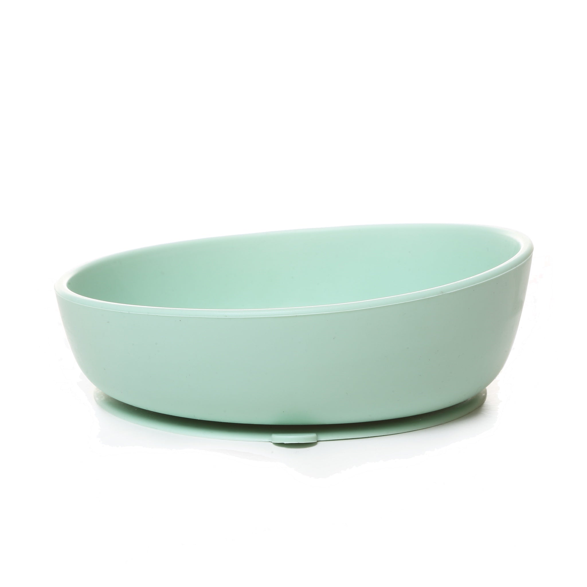 Baby Silicone Bowl - Mint