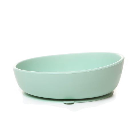 Baby Silicone Bowl Set - Grey & Marble