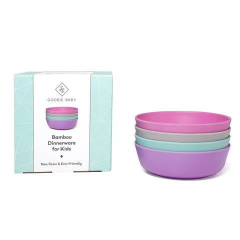 Bamboo Bowl Set - Whimsy