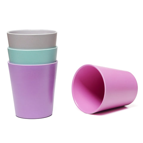 Bamboo Cup Set - Whimsy