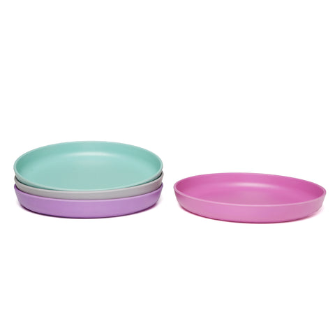 Bamboo Plate Set - Whimsy