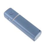USB Mini Portable Charger 2600 mAh Powerbank for Smart Phones (Blue)