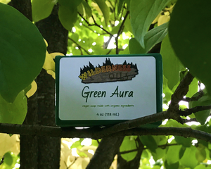 Green Aura Soap - Wilderness Oils