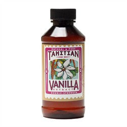 2-Fold Tahitian Vanilla Extract 4 oz, by LorAnn Oils - Cricket Creek