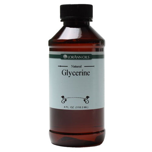 Natural Vegetable Glycerine - Cricket Creek