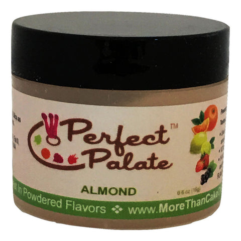 Perfect Palate™  Almond Powdered Food Baking Flavor .6oz (16g) by More Than Cake - Cricket Creek