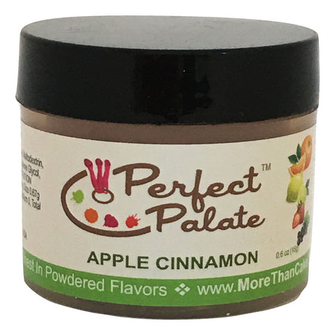 Perfect Palate™ Apple Cinnamon Powdered Food Baking Flavor .6oz (16g) by More Than Cake - Cricket Creek