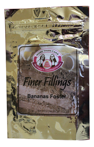 Finer Fillings™ Bananas Foster by More Than Cake - Cricket Creek