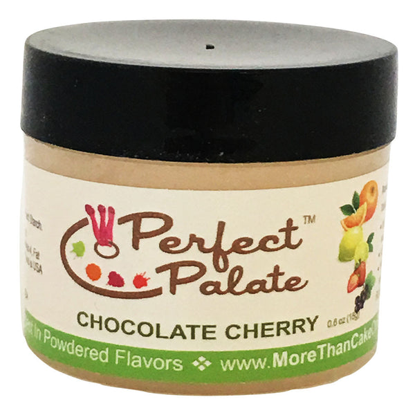 Perfect Palate™ Chocolate Cherry Powdered Food Baking Flavor .6oz (16g) by More Than Cake - Cricket Creek