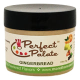 Perfect Palate™ Gingerbread Powdered Food Baking Flavor .6oz (16g) by More Than Cake - Cricket Creek