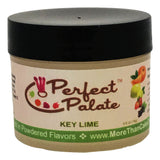 Perfect Palate™ Key Lime Powdered Food Baking Flavor .6oz (16g) by More Than Cake - Cricket Creek