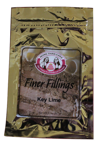 Finer Fillings™ Key Lime by More Than Cake - Cricket Creek