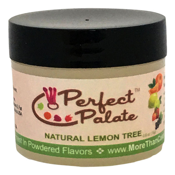 Perfect Palate™ Natural Lemon Tree Powdered Food Baking Flavor .6oz (16g) by More Than Cake - Cricket Creek