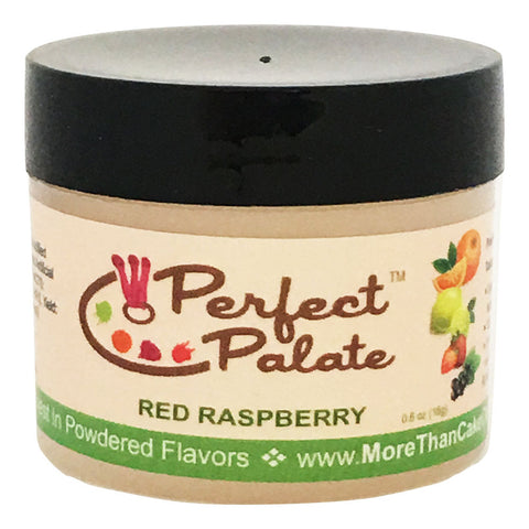 Perfect Palate™ Red Raspberry Powdered Food Baking Flavor .6oz (16g) by More Than Cake - Cricket Creek