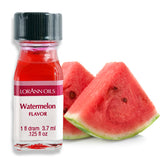 Fruity Mix Dram Combo Pack Strawberry Flavor, Grape Flavor, Watermelon Flavor, by LorAnn Oils - Cricket Creek