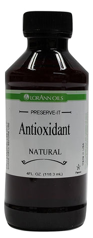 ANTIOXIDANT, Natural Preserve-It , 4 oz , LorAnn