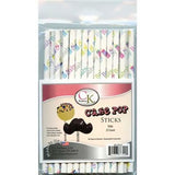 Baby Shower Cake Pop Sticks 25 Count - Cricket Creek