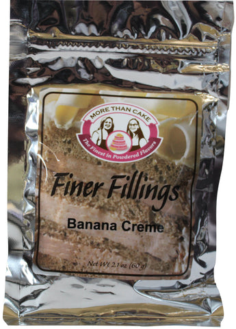 Finer Fillings™ Banana Creme by More Than Cake - Cricket Creek