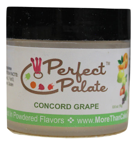 Concord Grape Powdered Food Baking Flavor .6oz (16g) by More Than Cake - Cricket Creek