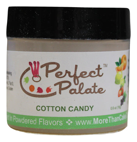 Cotton Candy Powdered Food Baking Flavor .6oz (16g) by More Than Cake - Cricket Creek