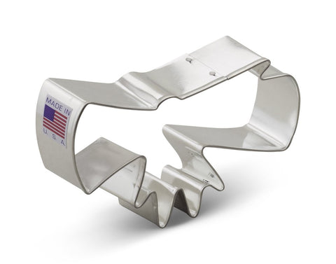 Diploma Graduation Cookie Cutter - 4.25 Inches - Ann Clark - Tin Plated Steel - Cricket Creek