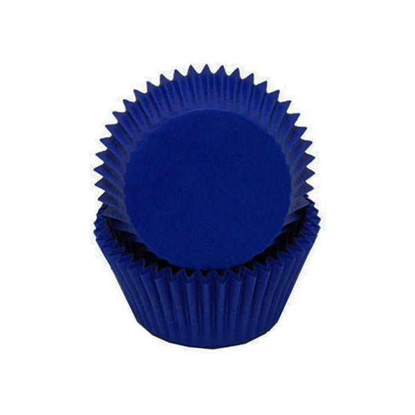 Blue Glassine Cupcake Muffin Baking Cups Liners 500 Count - Cricket Creek