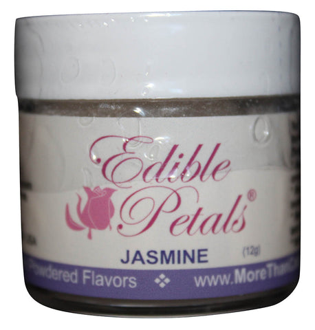 Edible Petals® Jasmine 12g by More Than Cake - Cricket Creek
