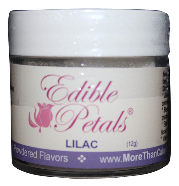 Edible Petals® Lilac 12g by More Than Cake - Cricket Creek