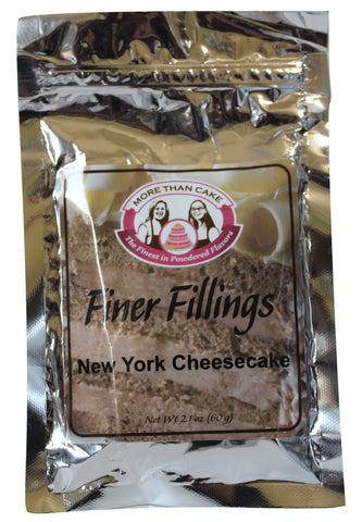 Finer Fillings™ New York Cheesecake by More Than Cake - Cricket Creek