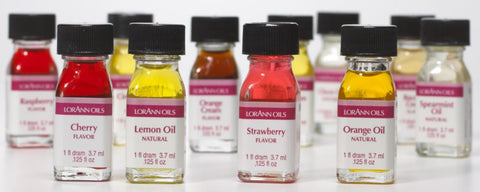 LorAnn Oils Super Strength Flavors- Dram Size - Cricket Creek