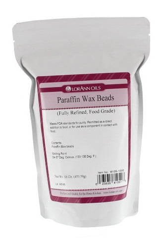 Paraffin Wax Beads 1 lb - Cricket Creek