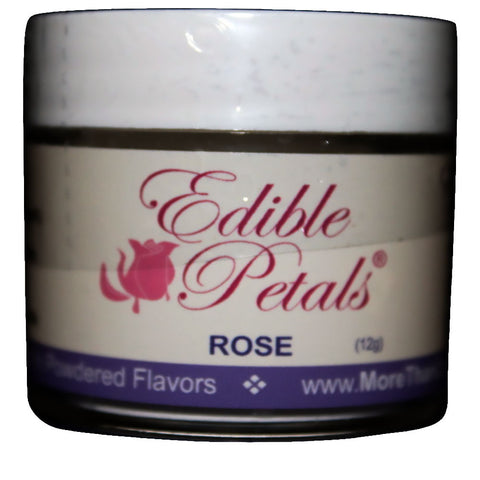Edible Petals® Rose 12g by More Than Cake - Cricket Creek