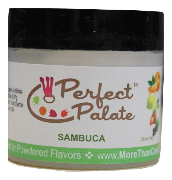 Sambuca Powdered Food Baking Flavor .6oz (16g) by More Than Cake - Cricket Creek